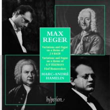 MAX REGER: MUSICA PER PIANO