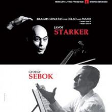 BRAHMS: Sonate per cello e pianoforte
