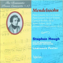 Concerto per piano Vol.17 - Mendelssohn