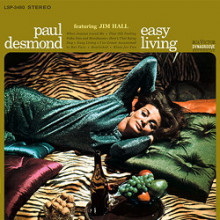 PAUL DESMOND: Easy Living