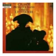 Bach Cpe: Sonate Prussiane