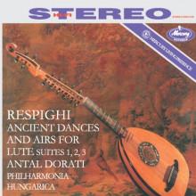 RESPIGHI: Danze ed Arie per liuto