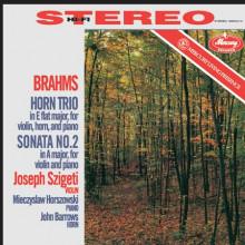 BRAHMS: Trio per corno - Sonata N.2