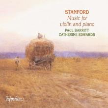 Stanford: Musica Per Violino E Piano