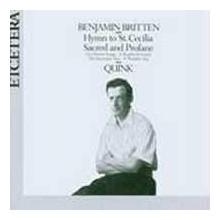 Britten: Odi Per S.cecilia