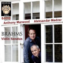 BRAHMS: Sonate per violino 1 - 3