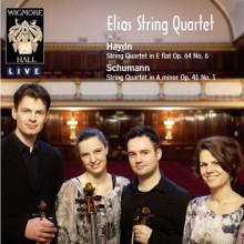 HAYDN - SCHUMANN: Quartetti per archi