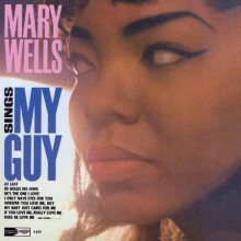 MARY WELL sings My Guy