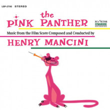 MANCINI: The Pink Panther
