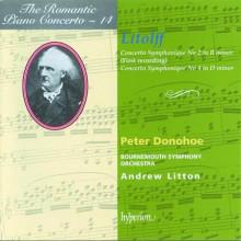 Concerti per piano Vol.14 - Litolff
