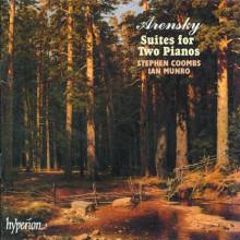 Arensky: Suites Per Due Pianoforti