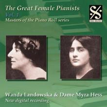 Le Grandi Pianiste Vol.1 - Landowska - Hess