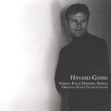 GRIEG: Folk Dance Op.17 - Songs Opus 41