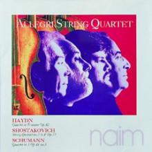 ALLEGRI S.Q.:Shostakovich - Haydn - Schumann