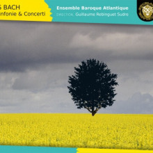 BACH: Sinfonias & Concerti