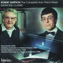 SIMPSON: MUSICA PER PIANO