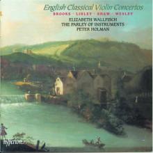 A.V.: Concerti inglesi per violino