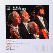 ALLEGRI STRING Q.: Schubert - Haydn - Ravel