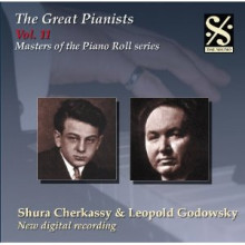 THE GREAT PIANISTS VOL.11 - CHERKASSY