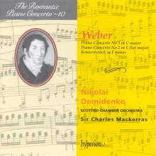 Concerto Per Piano Vol.10 - Weber