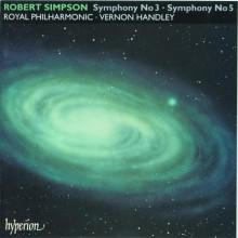 SIMPSON: SINFONIE N.3 E 5