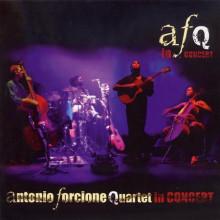Antonio Forcione Quartet in Concert