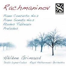 RACHMANINOV:Piano Concerto N.2 - Etudes..