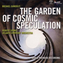 GANDOLFI: Garden of Cosmic Speculation