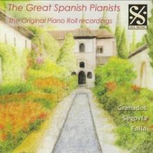 SPANISH PIANIST: THE ORIGINAL PIANO ROLL