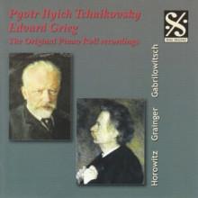 TCHAIKOVSKY: THE ORIGINAL PIANO ROLL