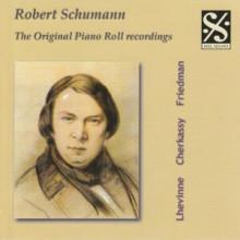 SCHUMANN: THE ORIGINAL PIANO ROLL