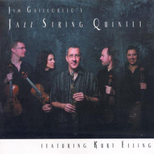 Gailloreto's: Jazz String Quartet