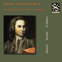 BACH: THE ORIGINAL PIANO ROLL
