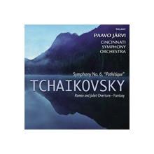 CIAIKOVSKY: Opere Orchestrali