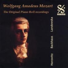 MOZART: THE ORIGINAL PIANO ROLL