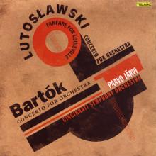 LUTOSLAWSKY/BARTOK: Opere orchestrali
