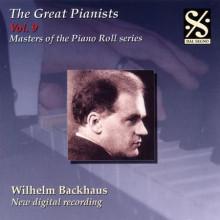 THE GREAT PIANISTS VOL.9 - WILHELM BACKHA