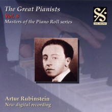 THE GREAT PIANISTS VOL.8 - ARTHUR RUBINST