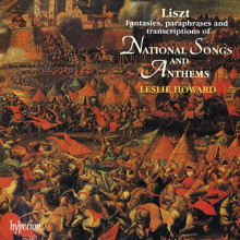 Liszt: Vol.27 - National Songs & Anthems