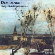 RACHMANINOV:Recital di N.Demidenko - piano