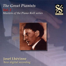 The Great Pianists Vol.2 - J.lhevinne