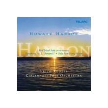 HANSON: Opere orchestrali