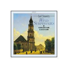 STAMITZ: Sinfonie per fiati