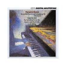 Busoni: Concerto Per Piano Op.39