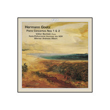 Goetz: Concerti Per Piano N.1 - 2