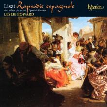 Liszt: Vol.45 - Rapsodie Espagnole