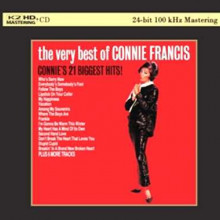 Connie Francis: The Very Best Of.......