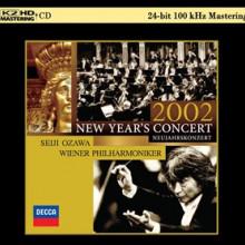 SEIJI OZAWA: 2002 New Year's Concert