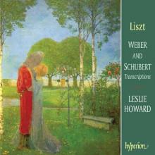 LISZT: VOL.49 - Weber/Schubert (Trascr.)