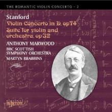 Stanford: Concerto Per Violino Vol.2
